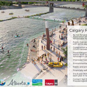 Calgary River Wave Park (CA)