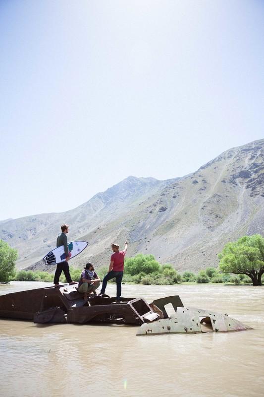 Unsurfed: Afghanistan