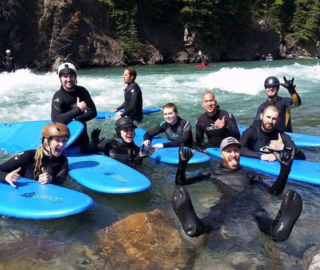 Surf Instruction and Safety
