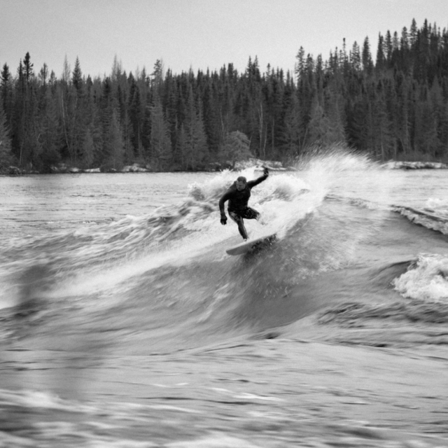 100 River Waves – The Wave We Choose